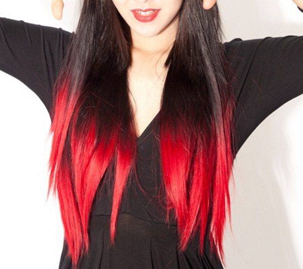 Bold And Bright Red Hair Color Ideas
