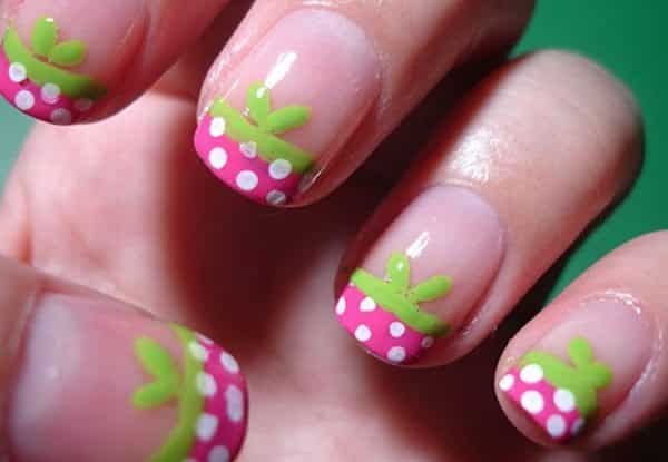 23 Playful and Cute Nail Art Designs