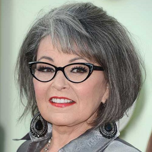Short Haircuts For Women With Gray Hair