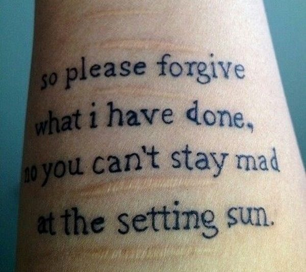 Tattoo Self Harm Quotes Quotesgram: Tattoo To Cover Self-injury Scars