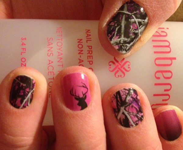 12 Hot Hunting Camo Nails