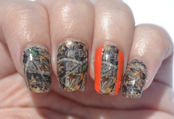 Best Friends Forever 12 Hot Hunting Camo Nails