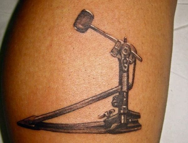 drummer tattoo