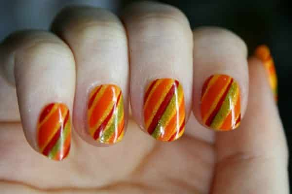 15 Fantastic Fall Nail Art Designs