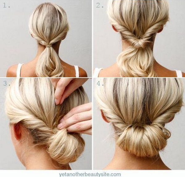 How to do homecoming updo hairstyles hairstyles 10 hot homecoming updos that are so simple solutioingenieria Choice Image
