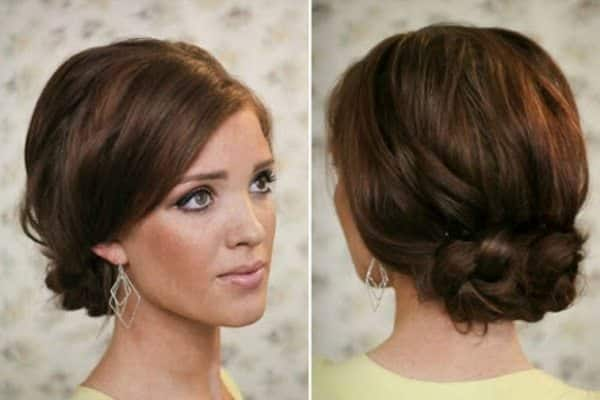 10 Hot Homecoming Updos That Are So Simple!