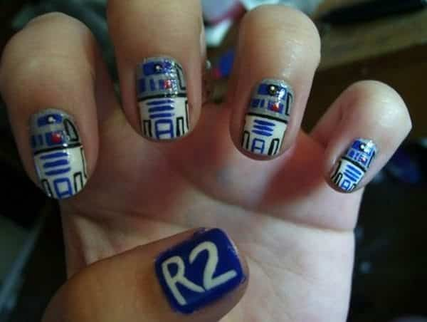 star wars nails 5