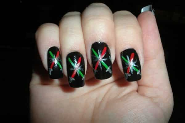 star wars nails - 12 Star Wars Nails That Are Out Of This World