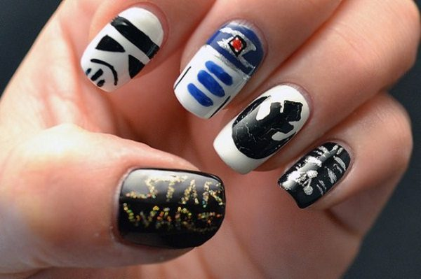 12 Star Wars Nails That Are Out of This World