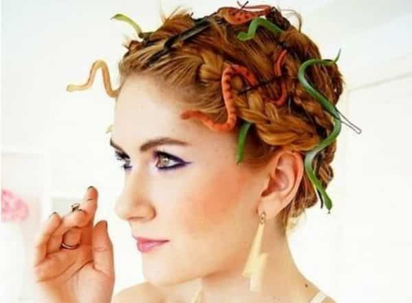 halloween hairstyles for women