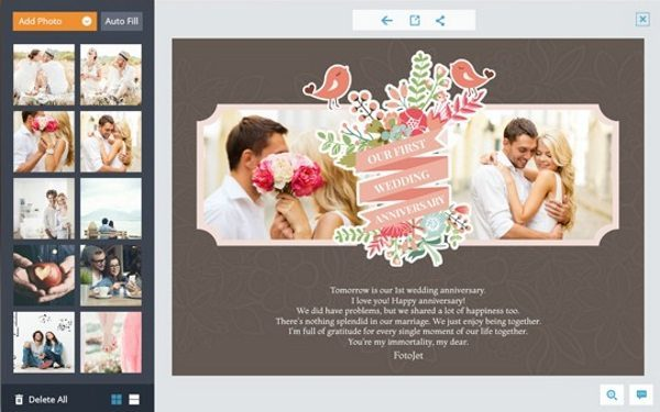 fotojet free photo collage maker
