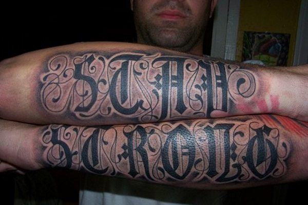 17 Spirited Stay Strong Tattoo Design Ideas