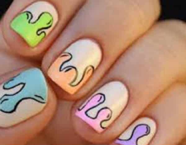 13 Totally Cute Nail Art Designs To Try