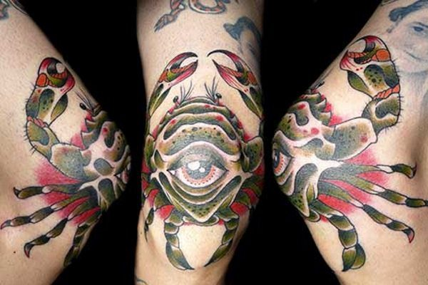 elbow tattoo