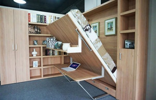 home office solution. Hidden Home Office Solution F