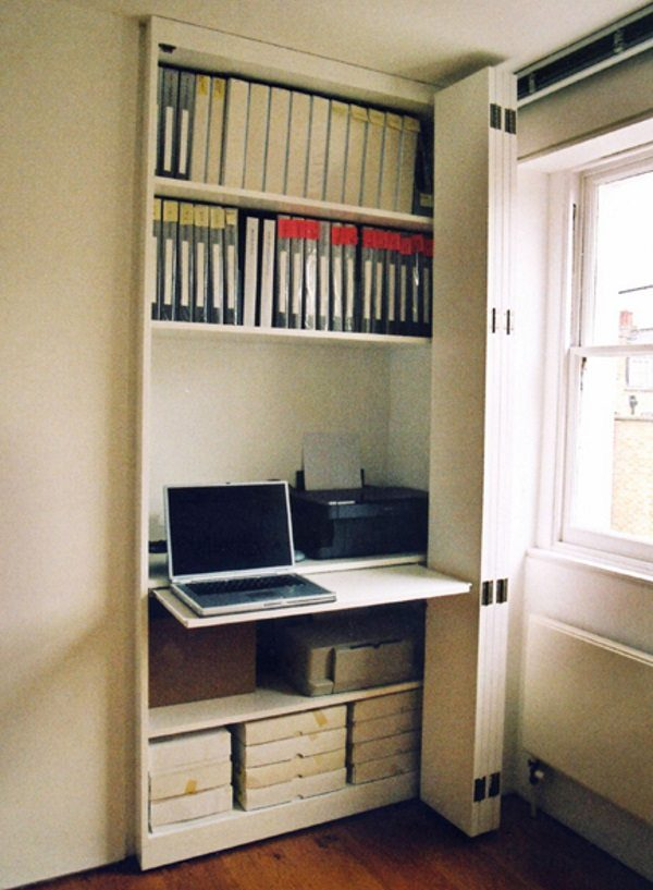hidden home office. hidden home office w