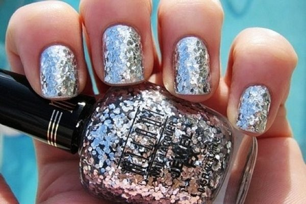 16 new year nail art designs for 2016 new year nail art prinsesfo Images