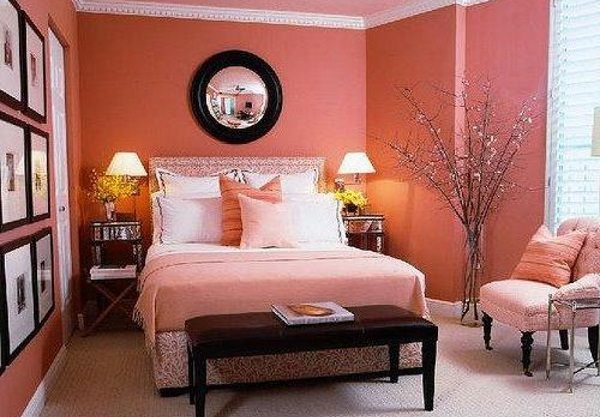 Delicieux Great Paint Colors For Bedroom With Coral Paint Colors.