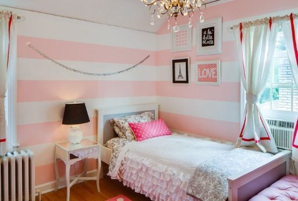 15 Chic And Modern Striped Walls