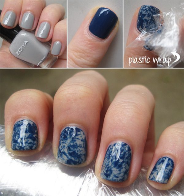 12 Easy Nail Art Tutorial Ideas to Try