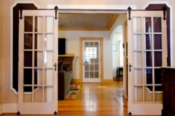 old french doors