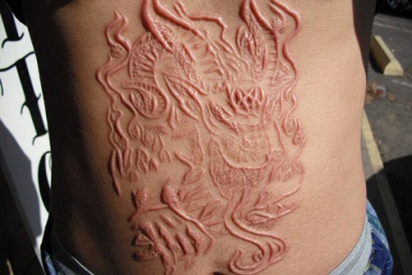 scarification designs for women