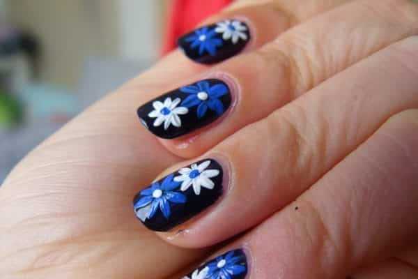 12 Quick and Cool Nail Designs