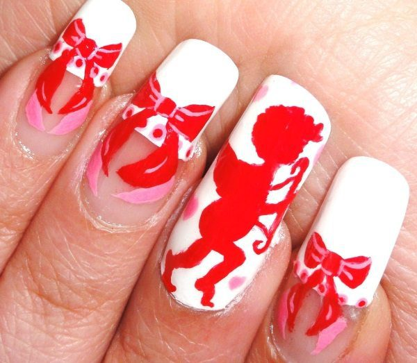 Cupid nail art best nails art ideas prinsesfo Images