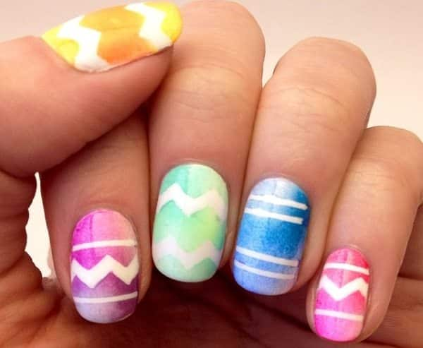 14 decorated easter egg nail designs easter egg nail designs prinsesfo Gallery