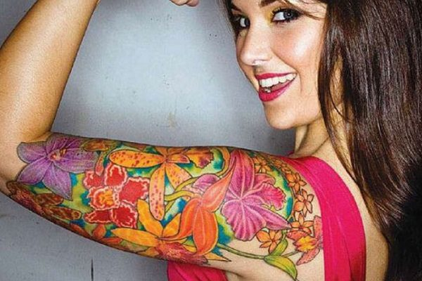sleeve tattoos for women