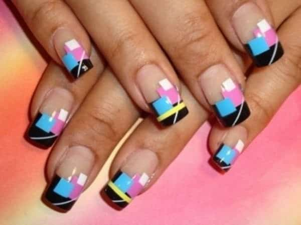 10 trendy nail art designs to try trendy nail art image source prinsesfo Images