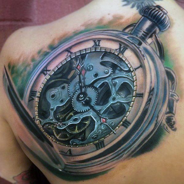 3d-clock-back-tattoo