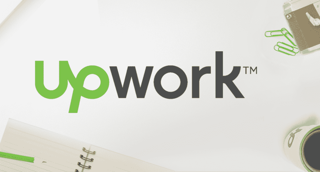 how to get work on upwork