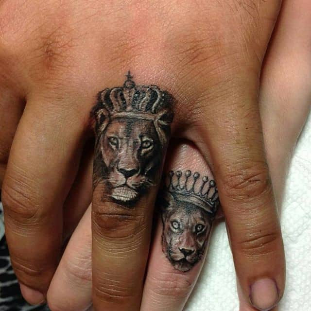 lion-king-and-queen