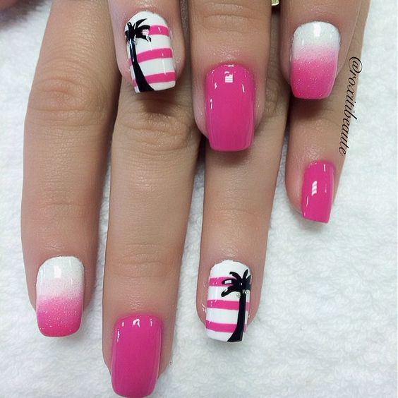 pink-and-white