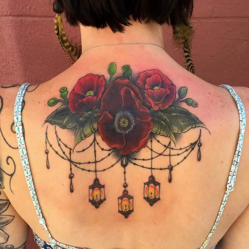 poppy-tattoo-lights