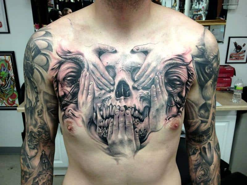 skeleton-chest-piece