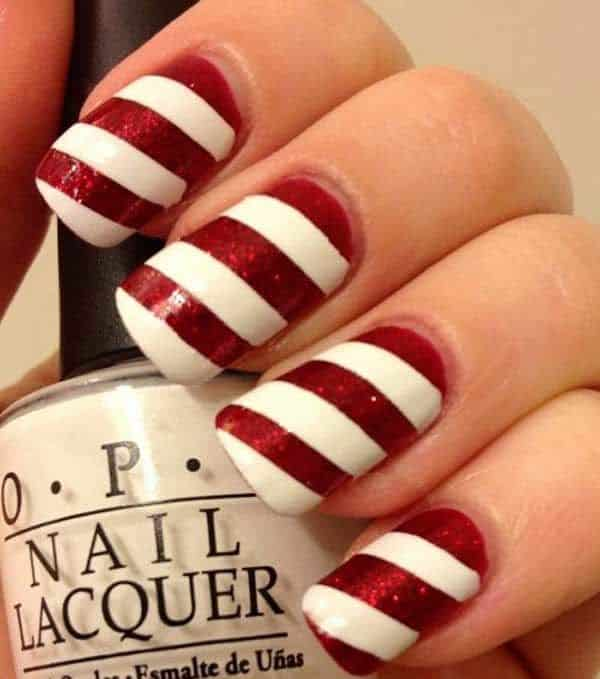 red-gel-nails-to-christmas-red-fingernails-motives-oblique