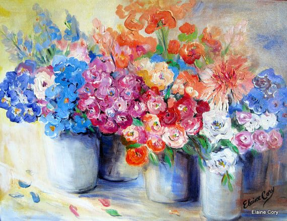 15 paintings that will make you smile pretty flowers mightylinksfo
