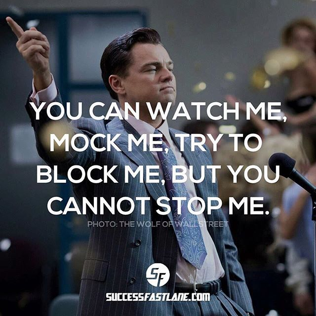 Wall Street Quotes Delectable 11 Memorable Wolf Of Wall Street Quotes