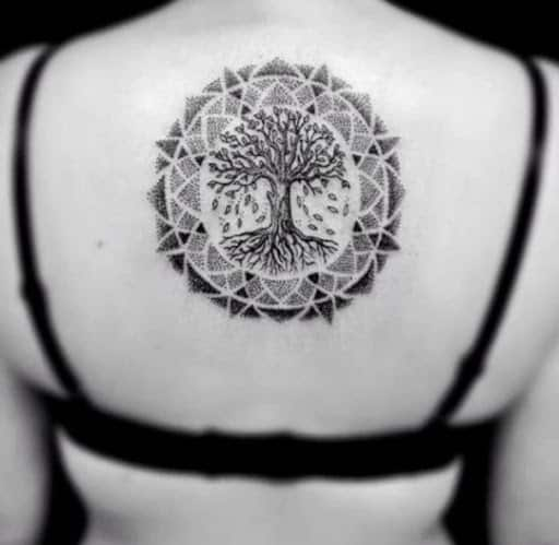 e78b1a4bf Bodhi Tree Tattoos - 11 Unbelievable Collections | Design Press