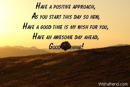 Positive Morning Quotes | The 10 Most Inspirational Good Morning Quotes