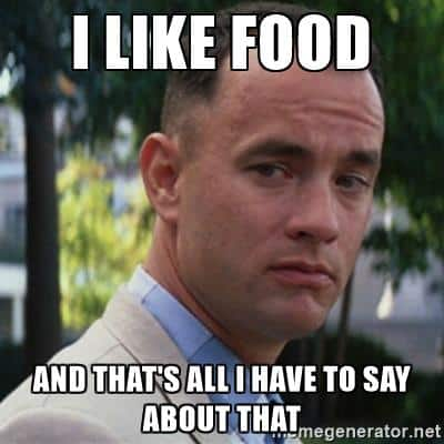 9 I Like Food Memes For Those Who Are Always Hungry F3