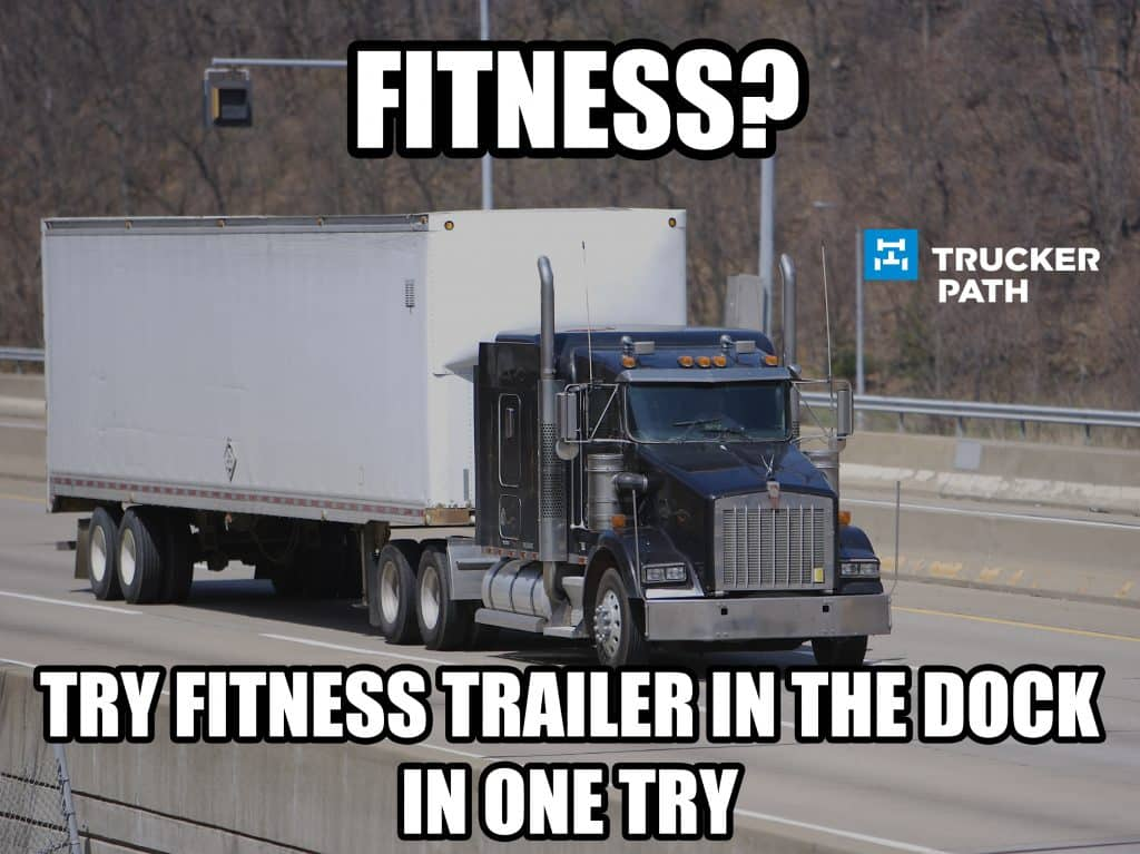 The Internet's 11 Best Truck Driver Memes T1