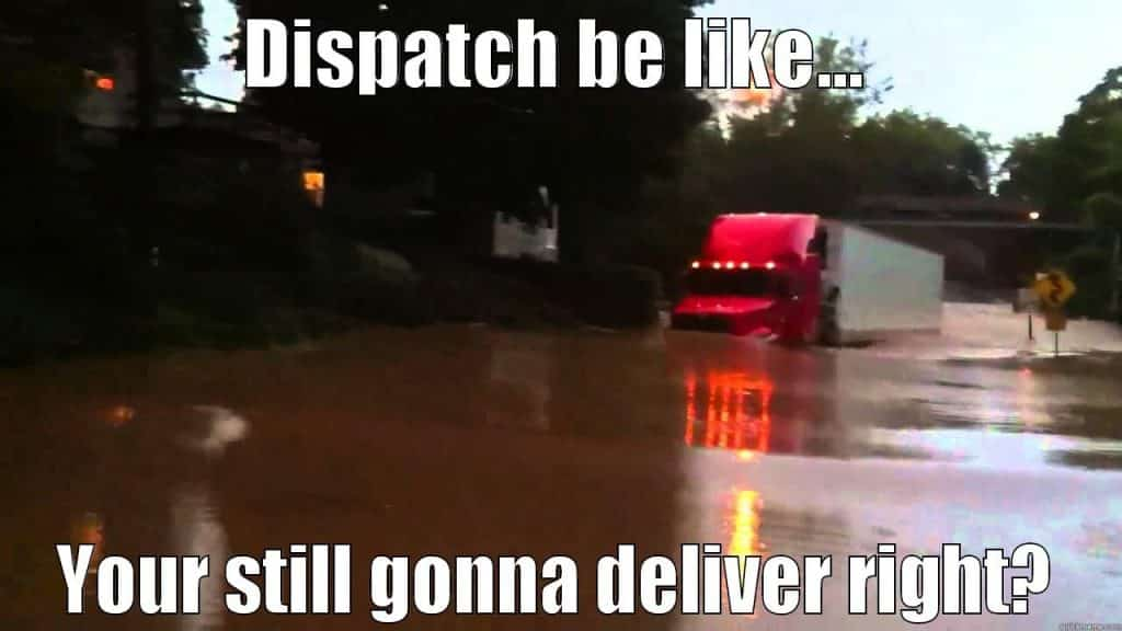 The Internet's 11 Best Truck Driver Memes T4