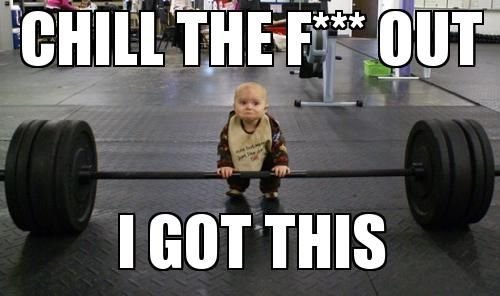 W 1 12 extremely funny weightlifting memes