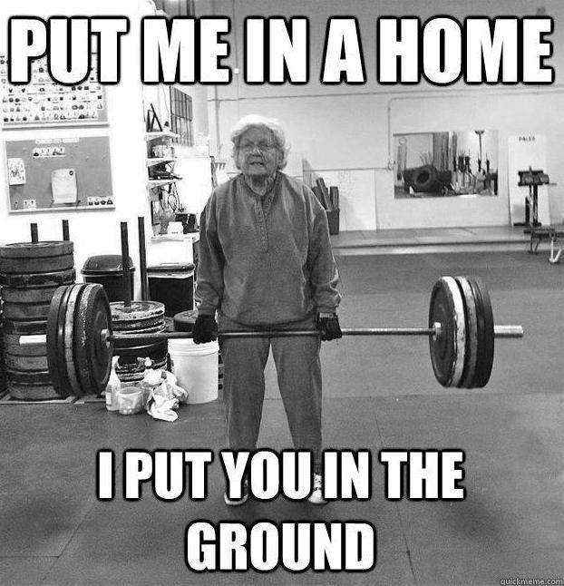 12 Extremely Funny Weightlifting Memes