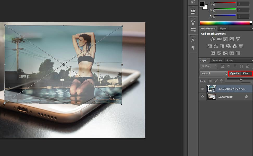 13 Step by Step 3D Pop Out Effect Tutorial in Photoshop