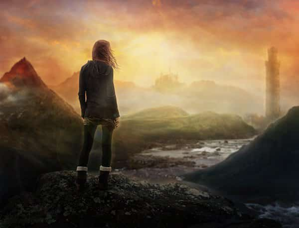 How to Create a Stunning Surreal Landscape Photoshop Compositing Tutorials on the Web