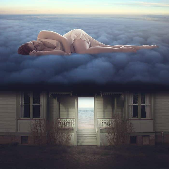 How to Create a World Under the Sky using Photoshop